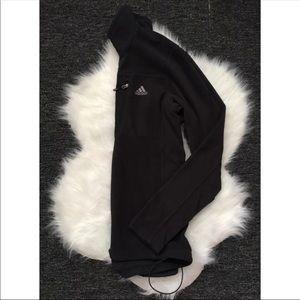 Adidas women's fleece jacket